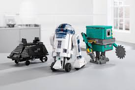 Lego Star Wars Designer Videos Lego Star Wars Boost Droid Commander Could Be The Coding