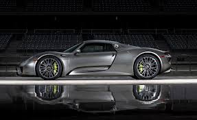 The 2015 Porsche 918 Spyder Is the Quickest Road Car in the World ...
