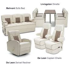 captain chairs for rv consulate rv furniture package rv seating 4seats