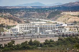 San Diegos Qualcomm Stadium Gets A New Name Sdccu Stadium