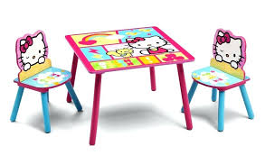 table chairs kid