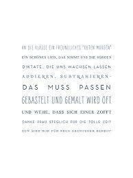 Poster Groß Danke Frau Lehrerin Atelier Rosemood