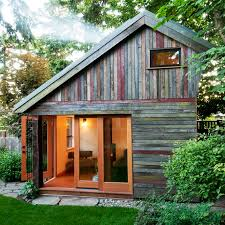 tiny house blog. Cosy Mini House In Backyard With Additional Rise Over Run Tiny Blog
