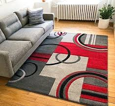 teal and black area rug brilliant fantastic red black and grey area rugs for design 2