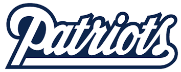 New England Patriots Wordmark Logo - National Football League (NFL ...