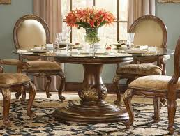 round gl top dining table and chairs dining room designs luxury dining set wooden carved dining chair