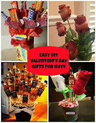 easy diy valentines day gifts for your guy from good valentines gifts