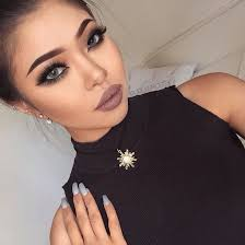 edgy jewelry makeup perfect eyes gorgeous