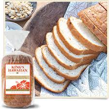 coconut macadamia nut sliced bread 2 packages 1 lb each gift boxed