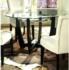 36 glass table top inch round starrkingschool pics with remarkable designs pictures on marvellous dining set