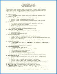 College Graduate Resume Samples Simple Objective For Resume For