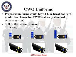 Cwo Navy Ppt Limited Duty Officer Chief Warrant Officer Applicant Brief