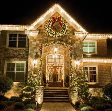 christmas lighting ideas houses. Simple Christmas Light Ideas Outdoor Decor | 18 Photos Of The Awesome For Lighting Houses
