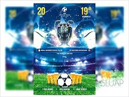 Free Downloadable Flyers Templates Soccer Template Free Psd Shirt Poster