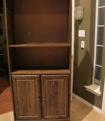 old furniture makeovers. shangrila lane bookshelf makeover before old furniture makeovers