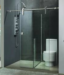 removing sliding glass shower doors how to fix a sliding shower door that won t stay