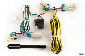 buick rendezvous 2002 2007 wiring kit harness curt mfg 55383 buick rendezvous trailer wiring kit 2002 2007 by curt mfg 55383