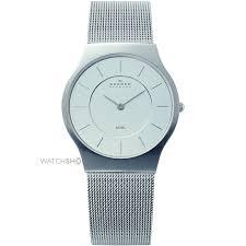 "men s skagen grenen watch 233lss watch shop comâ""¢ mens skagen grenen watch 233lss"
