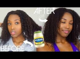diy protein hair treatment get rid of heat damage revive your curls