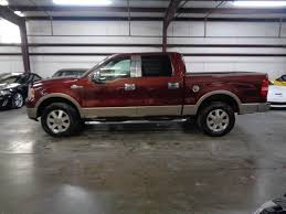 06 f 150 king ranch 4x4 crew cab leather heated seats sunroof we finance texas