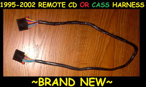 chevy gmc gm delco remote slave cd player or cassette wire wiring chevy gmc gm delco remote slave cd player or cassette wire wiring harness cable