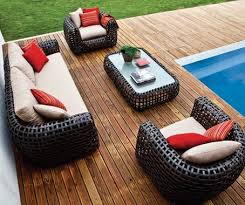 Small Picture The Best Deck Furniture for Inclement Weather