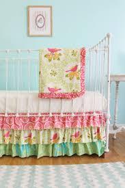 elegant shabby chic nursery bedding