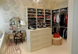 display your collection in closet
