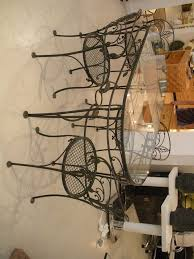 Wrought Iron Kitchen Table Ideas