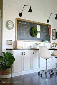 home office wall. our craft room office hang out space wrapping station reveal wallsoffice spaceshome home wall e