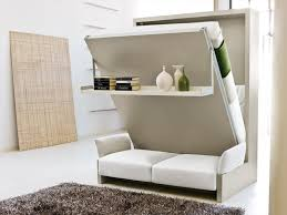 Fold Down Beds Murphy Bed With Fold Down Table Inside Maximize Small Spaces