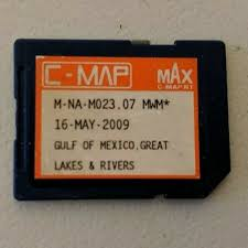 C Map Chart Cards For Sale C Map Nt Max Gulf Of Mexico Great Lakes Rivers M Na M023 07 Sd Chart Card