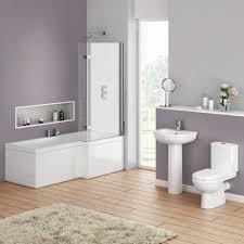 Classic Bathroom Suites Bathroom Suites Simple And Classic Bathroom Suite A White Bathtub