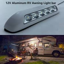 Camper Lights Us 35 19 20 Off 6500k 12v Led Awning Lights Waterproof Rv Van Camper Trailer Heavy Duty Off Road Motorhome Caravan Exterior Camping Bar Lamps In Rv