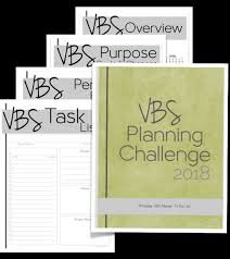 Vbs Master To Do List Printable The Best Vbs