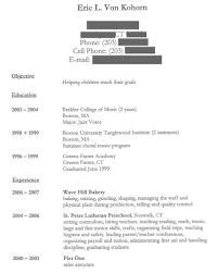 gmw com finds possible lies on von kohorn resume good morning wilton eric von kohorn resume p
