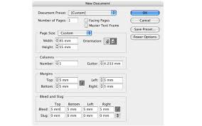 Business Card Size In Pixels Indesign Files How To Set Up Business Card Layout Design