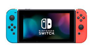 Máy chơi game Nintendo Switch V2 Neon Blue and Neon Red - iCamp.vn