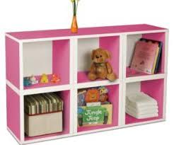 Two Shelf Kids Storage Furniture