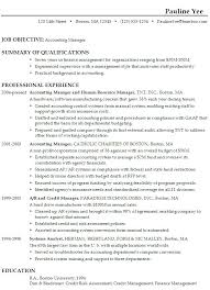 Accountant Objective For Resume Best Of Need A Good Resume Objective Sample Document Resumes