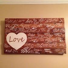 Guest Sign Book Crazy Cool Wedding Guest Book Ideas That You Will Love This Will