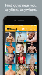 Gay mobile application grinder