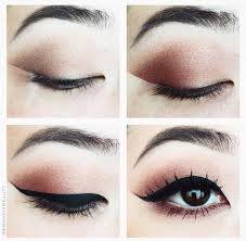 hi guys as promised here is a little information on how to apply and achieve a soft blended look on a creaseless eye monolids
