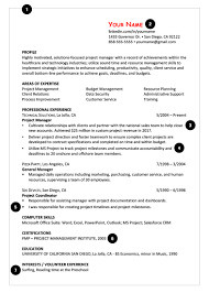 How To Write A Winning Resume How to Write a Winning Résumé 1