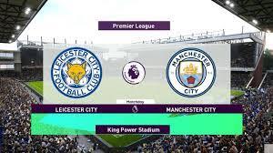PES 2021 | Leicester City vs Manchester City | Premier League