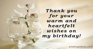 the birthday wishes message