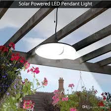 solar powered hanging lights best solar powered pendant lights led solar shed light outdoor garden patio