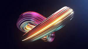 Download wallpaper: Sweep n Swirl 3D ...
