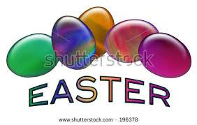 word easter egg easter eggs word easter stock illustration 196378 shutterstock