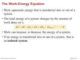 work energy equations jennarocca